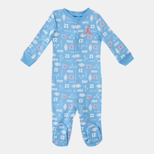 54b97eae1ff Jordan Kids' MJ Footed Coverall (Baby and Toddler) | Tracksuits ...