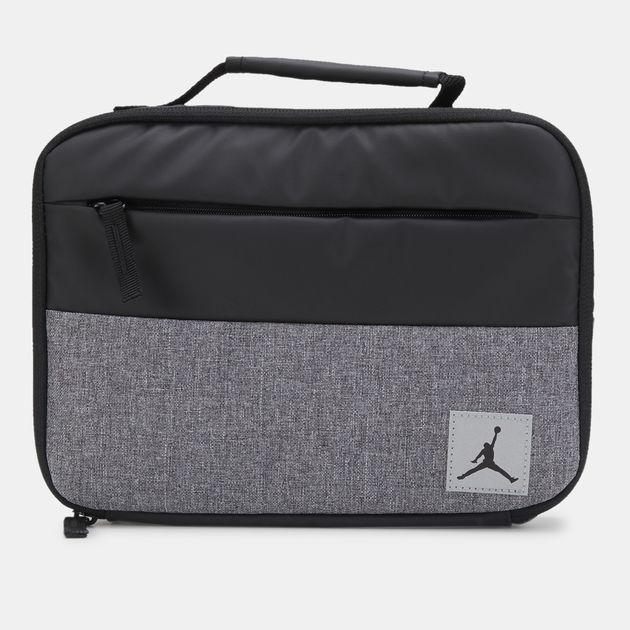 14303c76e716 Jordan Kids  Pivot Fuel Pack Lunch Bag (Older Kids) - Black