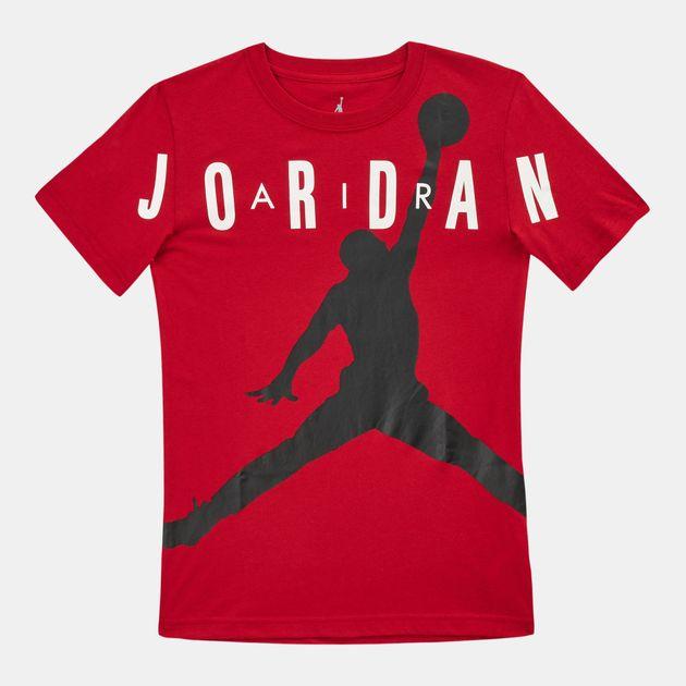79979843a493a1 Jordan Kids Jumpman Air T-Shirt (Older Kids)