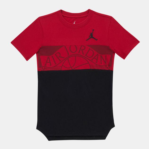 c6c44941e1b Jordan Kids' Mid Wings T-Shirt (Big Kids) | T-Shirts | Tops ...