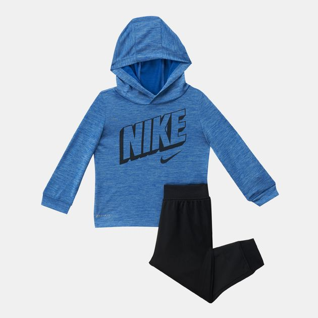 e6d0c731eb Nike Kids' Pullover Hoodie and Jogger Set (Baby and Toddler), 1397957