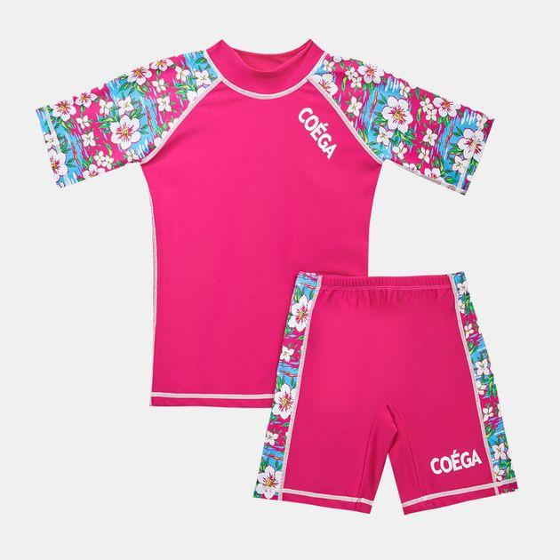 COÉGA Kids' Two Piece Swimsuit
