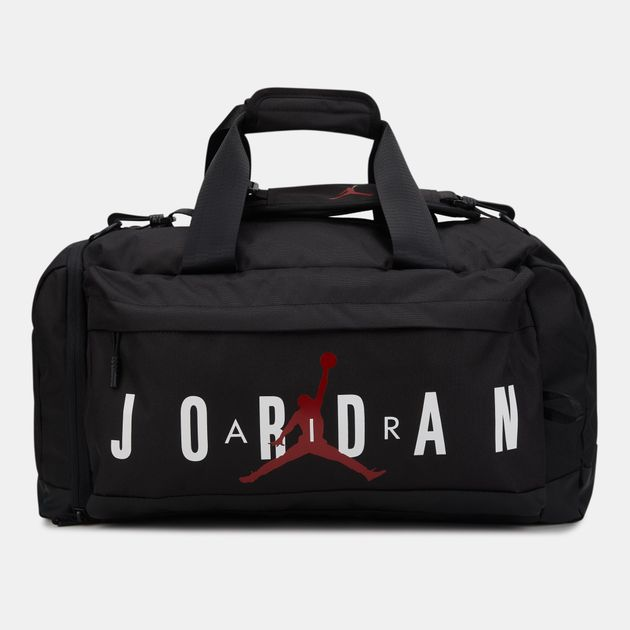 09fe266af6d346 Jordan Kids  Air Jordan Duffle Bag (Older Kids) - Black