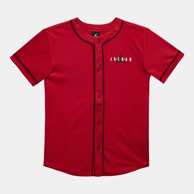 bcf200c72db Jordan Kids' Jumpman Air Mesh T-Shirt (Older Kids) | T-Shirts | Tops ...