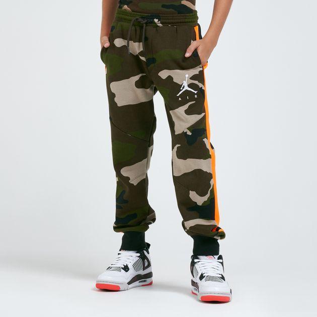 many fashionable sleek innovative design Jordan Kids' Camo Jogger Pants (Older Kids)