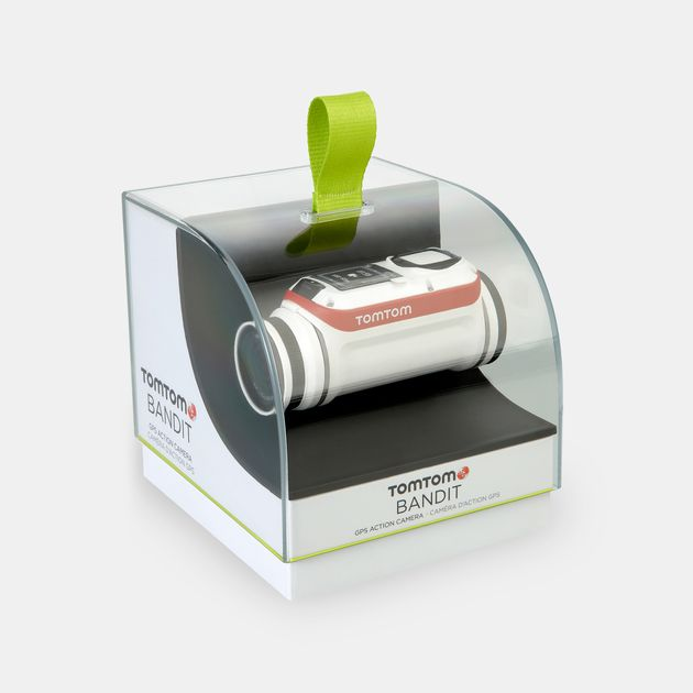 TomTom Bandit Camera (Base) - White