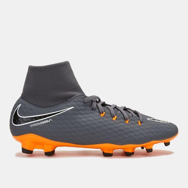 e7c8aa87eb80 Nike Hypervenom Phantom III Academy Dynamic Fit Firm Ground Football Shoe