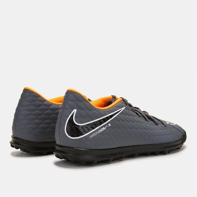 64af0286f Nike Hypervenom PhantomX III Club Turf Ground Football Shoe, 1000407
