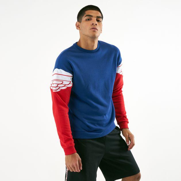 3ec5cb23bd8 Jordan Men's Wings Classic Crew Sweatshirt | Sweatshirts | Hoodies ...