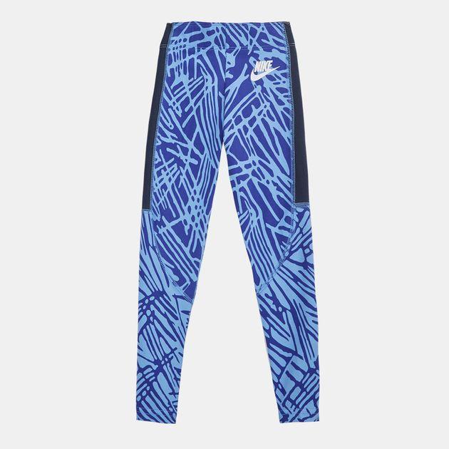 Nike Kid's Leg-A-See All Over Print Leggings