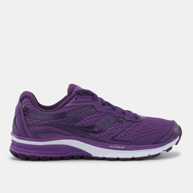 fa3ff2d123ad Shop Purple Saucony Guide 9 Shoe - Run pops for Womens by Saucony