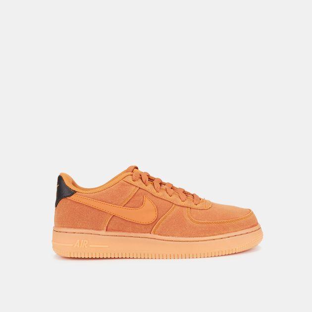 best service 0419e 95b06 Nike Kids  Air Force 1  07 LV8 Style Shoe (Older Kids),