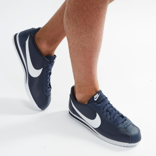 cheaper 5ecb6 4eed3 Nike Classic Cortez Leather Shoe, 1086978