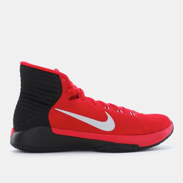 pretty nice f18b6 038f1 Shop Red Nike Prime Hype DF 2016 Shoe for Mens by Nike | SSS