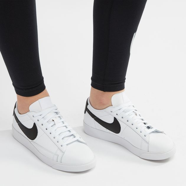 f9989427128155 Shop White Nike Blazer Low LE Shoe for Womens by Nike | SSS
