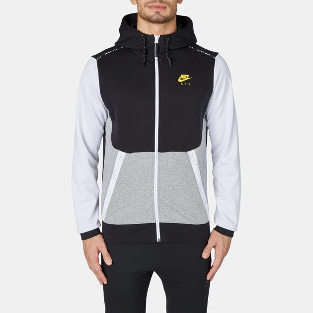 Nike Air Hybrid Fleece Full-Zip Hoodie