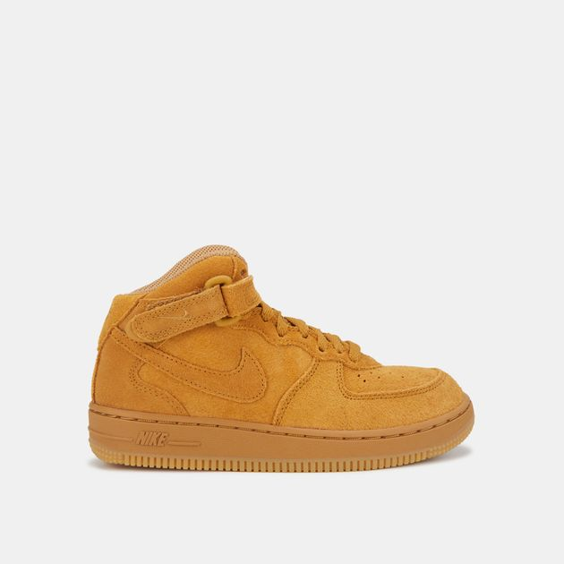 pretty nice 55842 1d5de Nike Kids' Air Force 1 Mid LV8 Shoe (Younger Kids) | Sneakers ...