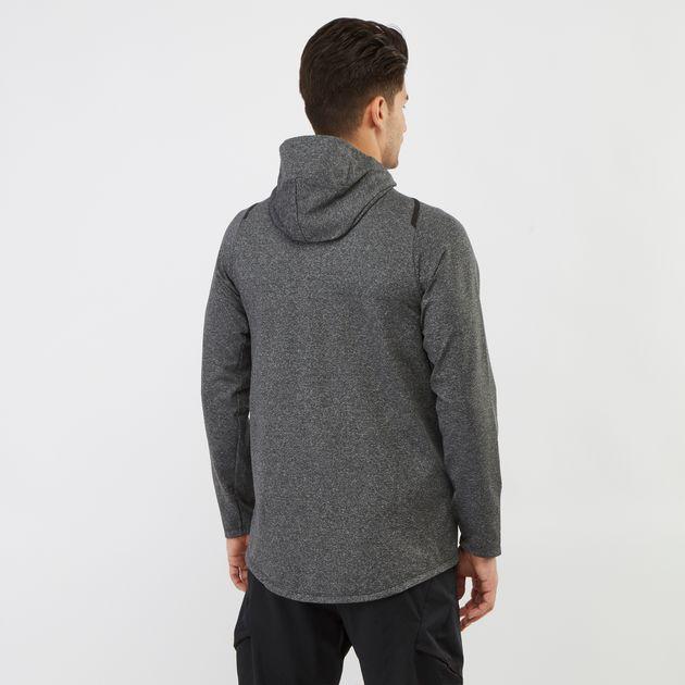 26ea807f Nike Dri-FIT Long Sleeve Full-Zip Training Hoodie | Hoodies ...