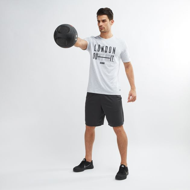 00e1a3dd Nike Dri-FIT London T-Shirt   T-Shirts   Tops   Clothing   Men's ...