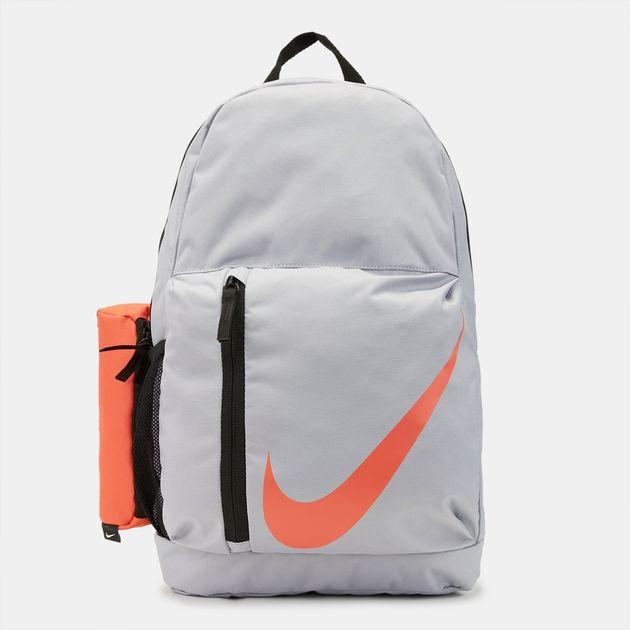 Nike Elemental Kids  Backpack - Grey 70c56851cf7f1