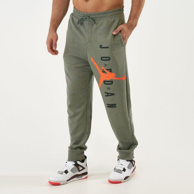 89f7986c718fd9 Jordan Men s Air Jumpman Lightweight Brushed Fleece Pants
