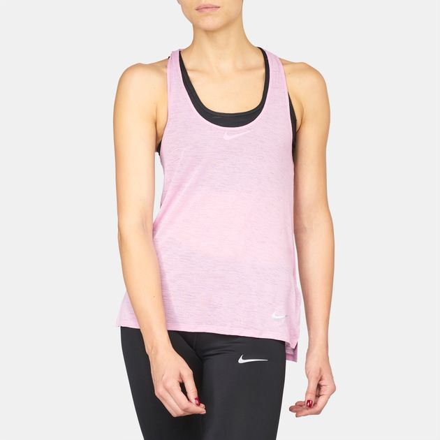 7d6ab9bace09d Nike Breathe Cool Running Tank Top