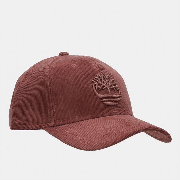 0e51ec27822 Timberland Corduroy Tree Logo Baseball Cap - Multi