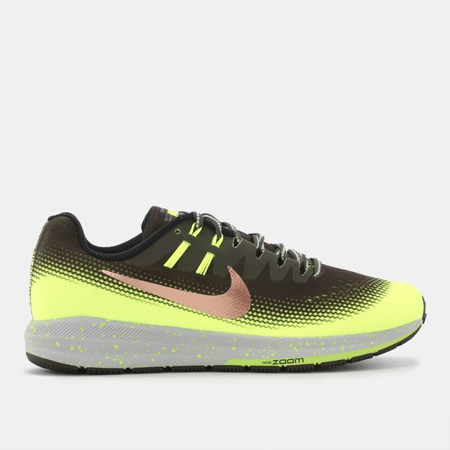 new arrival f35a5 6d81d Nike Air Zoom Structure 20 Shield Shoe, 422651