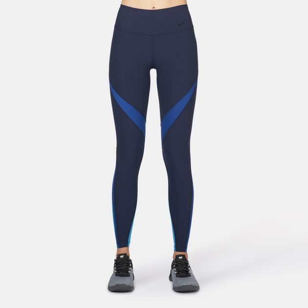 Nike Power Legend Fabric Twist Leggings