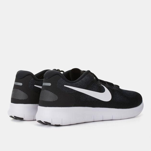 best website 1d532 b9938 Shop Black Shop Black Nike Free RN 2017 Shoe for Mens by ...