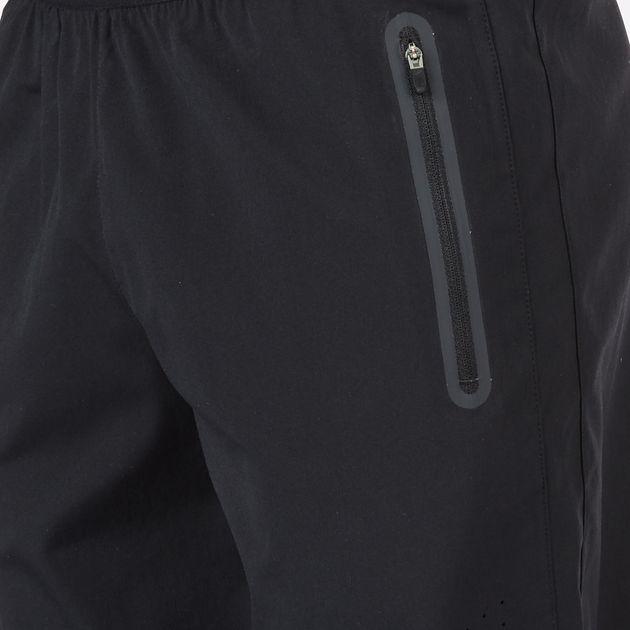 22dc8bab7bc6 Shop Black Nike Strike X Woven Elite Football Shorts for Mens by ...