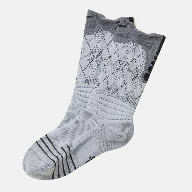 310e4ab1beb Shop Multi Nike Elite Versatility Crew Basketball Socks for Mens by ...