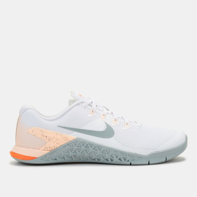 6fa41d9d7707 Shop White Nike Metcon 4 Shoe for Womens by Nike - 9