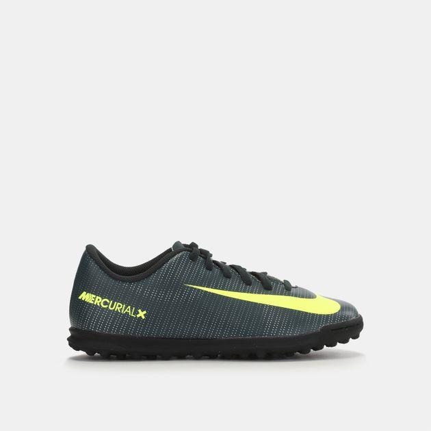 Nike Kids' Mercurial X Vortex 3 CR7 TF Football Shoe