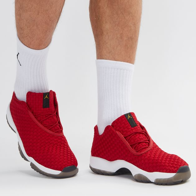 b8e5d8d4ee11 Shop Red Jordan Air Jordan Future Low Shoe for Mens by Jordan