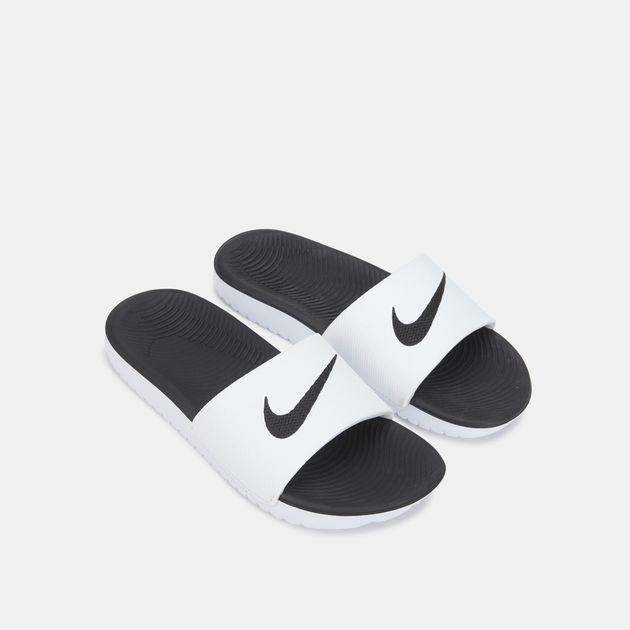 66aeb7953 Nike Kids  Kawa Slides (Older Kids)
