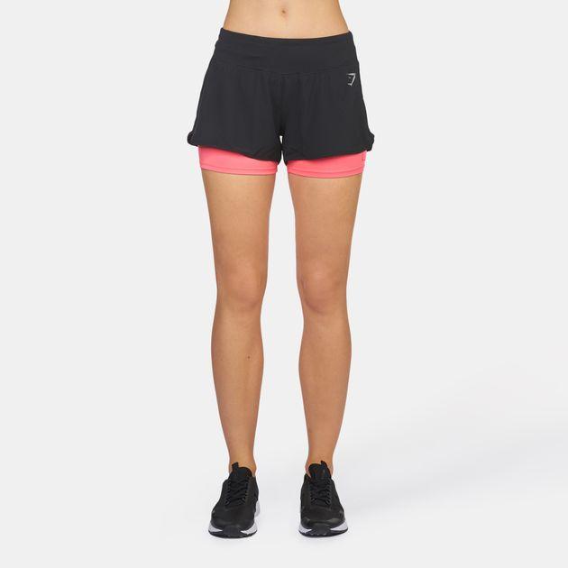 bbf065b66c12c Shop Gymshark Nova Running Shorts for Womens by Gymshark | SSS