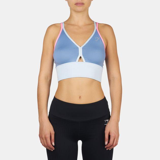 735d5775e4cc5 Shop Gymshark Balance Sports Bra for Womens by Gymshark