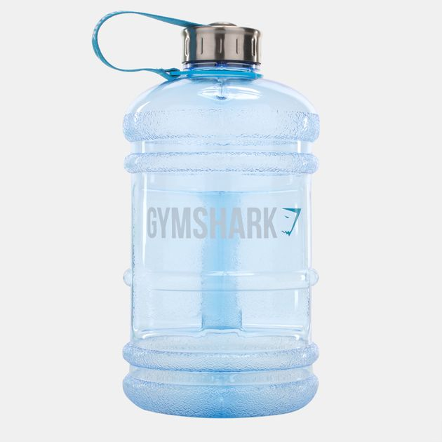0500ea3bb7 Shop Blue Gymshark Water Bottle for Unisex by Gymshark | SSS