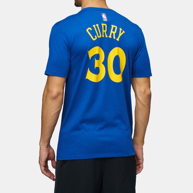 the latest a7faa 4900b Nike NBA Golden State Warriors Stephen Curry Dry T-Shirt
