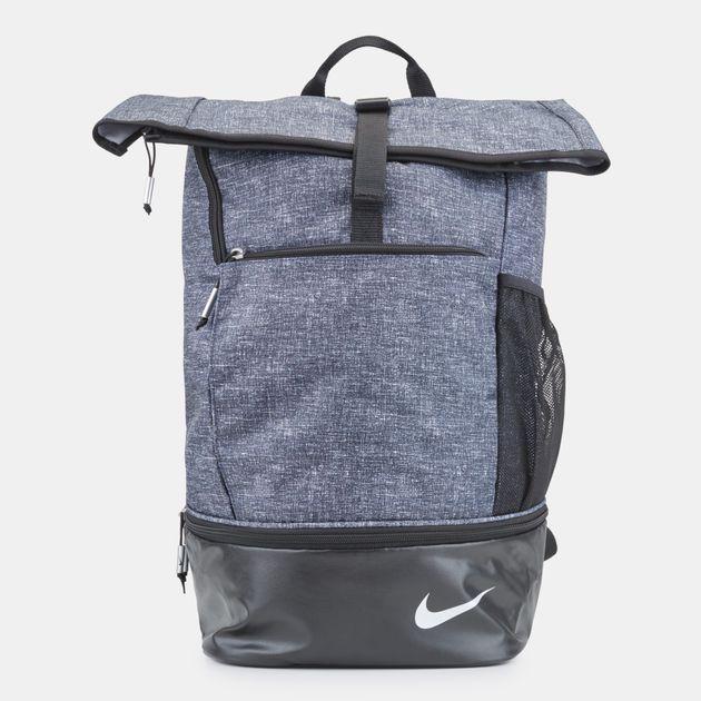 38192a6bf290a1 Shop Blue Nike Golf Sport III Backpack   Backpacks and Rucksacks ...