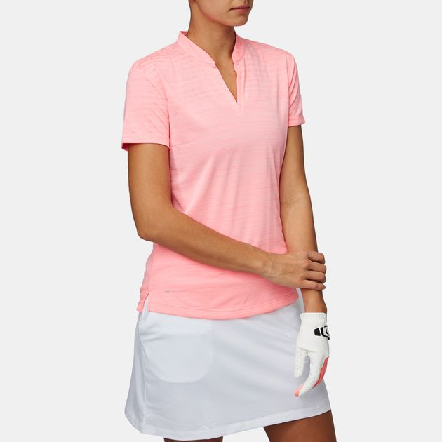 Nike Golf Zonal Cooling Knit Polo T-Shirt