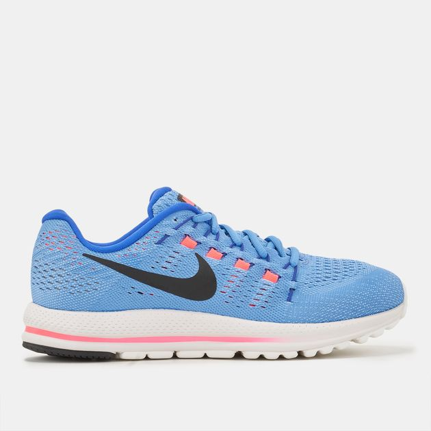 f6defaaa68e0a3 Shop Blue Nike Air Zoom Vomero 12 Running Shoes for Womens by Nike
