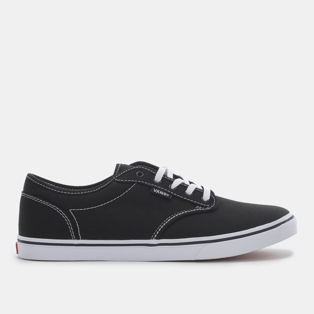 5985f41f39b873 Shop Black Vans Atwood Low Shoe for Womens by Vans 7
