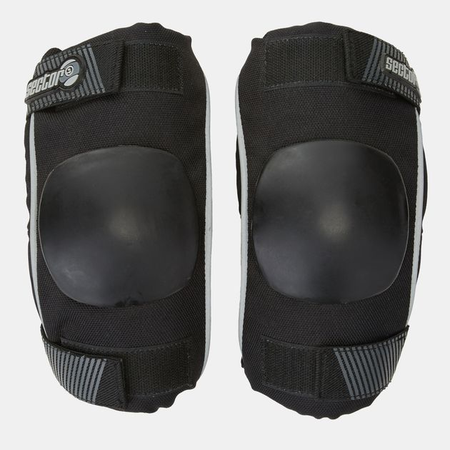 Sector 9 Momentum Elbow Slide Pads - Black