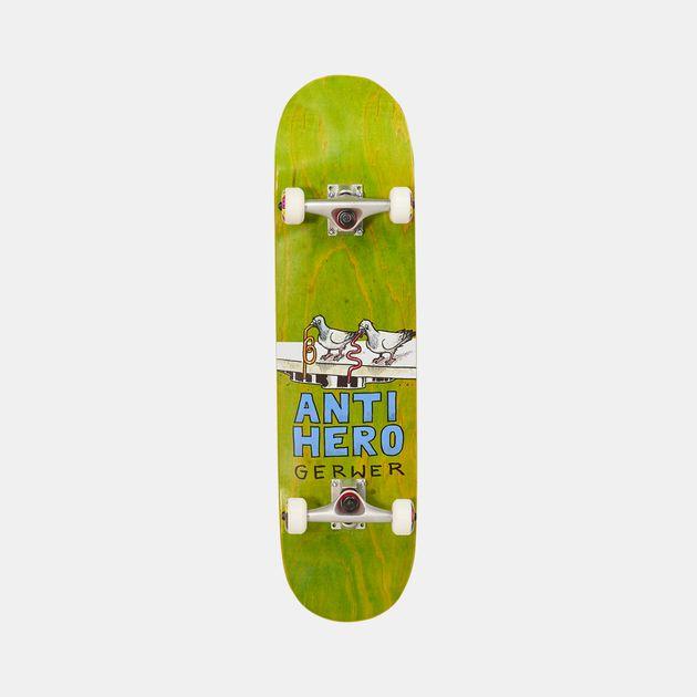 Antihero Frank Gerwer Wonderful Life Skateboard Deck 8 06