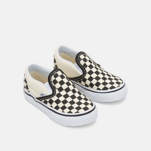 c97a961a59 Vans Kids' Checkerboard Slip On Shoe (Kids & Toddlers)