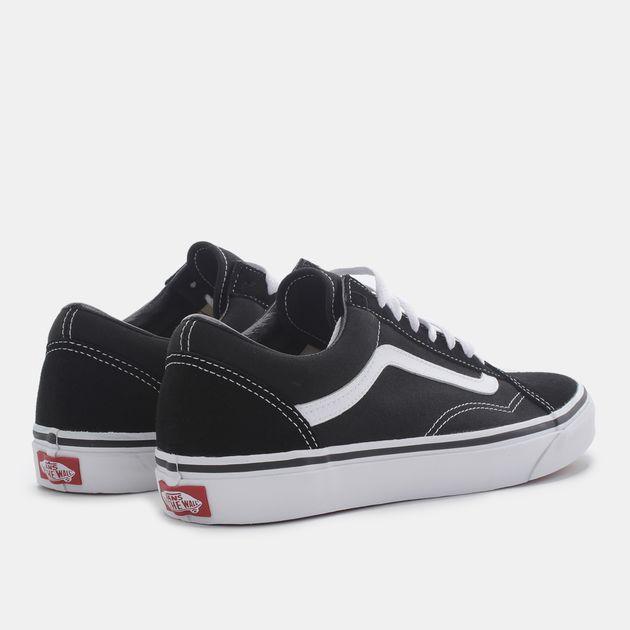 64234ff96 تسوق حذاء أولد سكول من فانس للجنسين لون أسود | سن أند ساند سبورتس