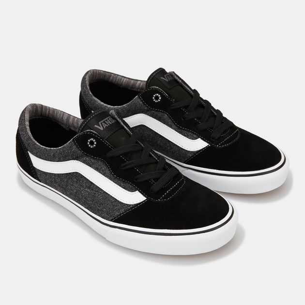 vans milton shoes