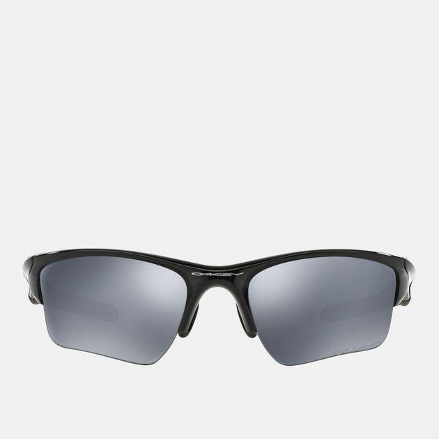 990d26cac3 Oakley Half Jacket 2.0 XL Polarised Sunglasses - Black